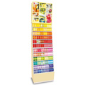 Displaywand Sommer Mix