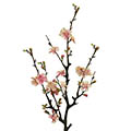 Kunstblume/Seidenblume Apfelblütenzweig