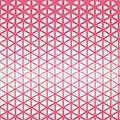 Geschenkpapier Network pink