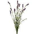 Kunstblume/Seidenblume Lavendelbusch
