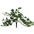 Kunstblume Efeu-Busch mit 99 Blättern