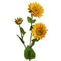 Kunstblume/Seidenblume Sonnenblume