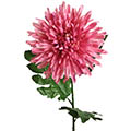 Kunstblume/Seidenblume Chrysantheme