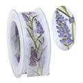 Organzaband Lavendelfest
