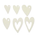 Filzherzen Amore