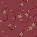 Geschenkpapier Aurora rot
