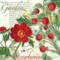 Serviette Strawberry Garden