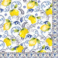 Serviette Lemon Garden